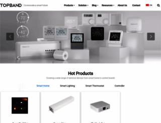 tp-led.com screenshot