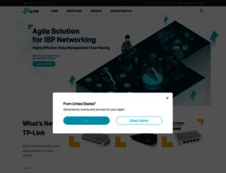 tp-link.com.bd screenshot
