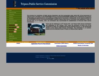 tpsc.gov.in screenshot