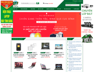tptcantho.com.vn screenshot
