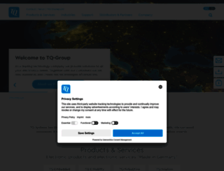 tq-group.com screenshot