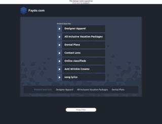 tq.faydo.com screenshot