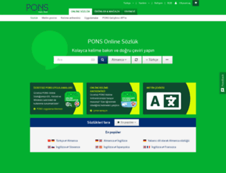tr.pons.com screenshot