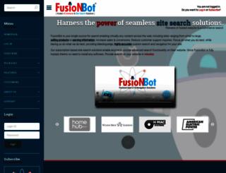 tr700.fusionbot.com screenshot