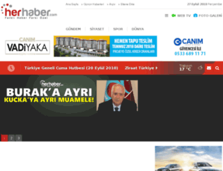 trabzonhaber.com.tr screenshot