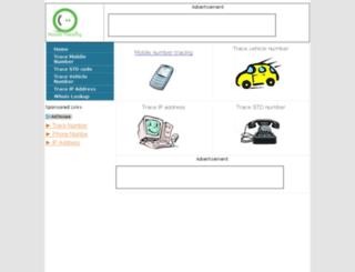 tracebuffer.com screenshot
