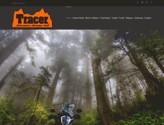 tracerclub.gr screenshot
