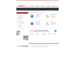 tracert.org screenshot