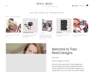 tracireed.com screenshot