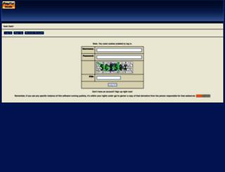 tracker.riffbox.org screenshot