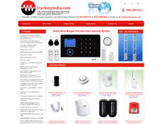 trackmyindia.com screenshot