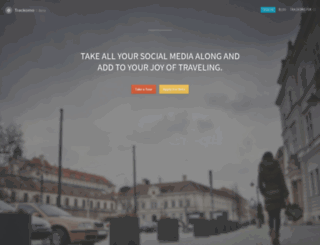 trackomo.com screenshot