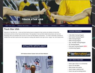 trackstarusa.com screenshot