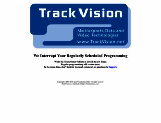 trackvision.net screenshot