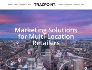tracpoint.com screenshot