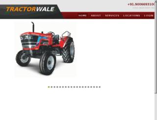 tractorwalemart.com screenshot
