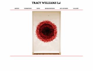 tracywilliamsltd.com screenshot