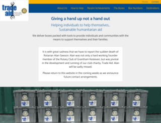 trade-aid.org screenshot