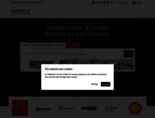 tradeatlas.com screenshot