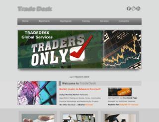 tradedesk24.com screenshot