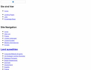 tradedoubler-de.de screenshot
