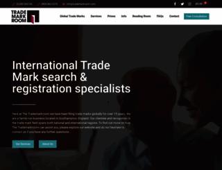 trademarkroom.com screenshot