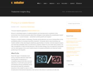 tradesmeninsights.com screenshot