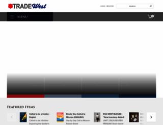 tradewest.com screenshot