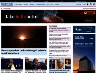 tradewindsnews.com screenshot