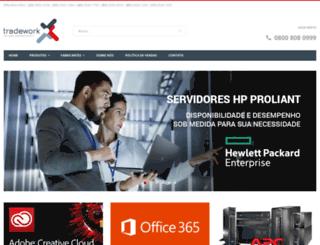 tradework.com.br screenshot