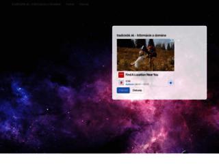 tradiciebk.spsl.sk screenshot