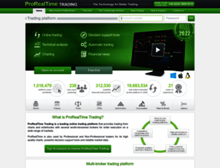 trading.prorealtime.com screenshot