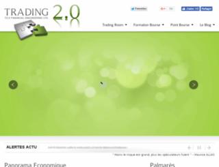 trading2-0.com screenshot