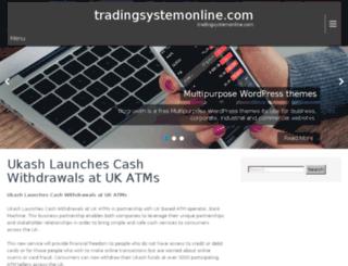 tradingsystemonline.com screenshot