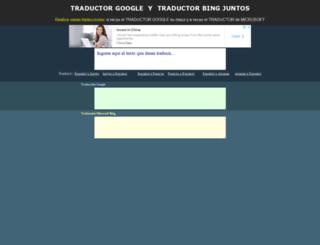 traductor--google.com screenshot