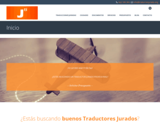 traductorjurado.org screenshot