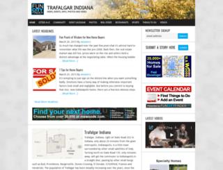 trafalgar-indiana.funcityfinder.com screenshot