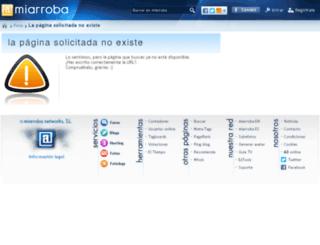 trafalgarairsoft.mforos.com screenshot