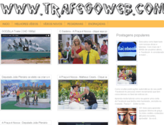 trafegoweb.com screenshot