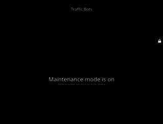 traffic-bots.com screenshot