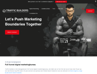 traffic-builders.com screenshot