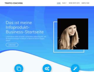 traffic-coaching.de screenshot