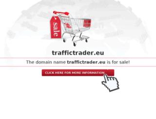 traffictrader.eu screenshot