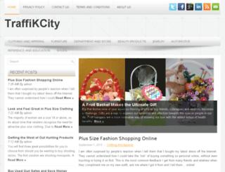 traffikcity.com screenshot
