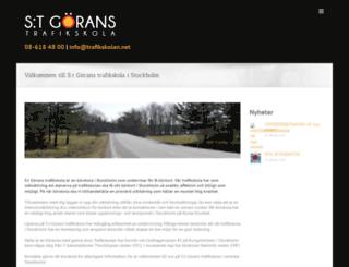 trafikskolan.net screenshot