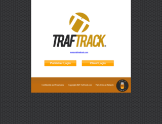 traftrack.com screenshot