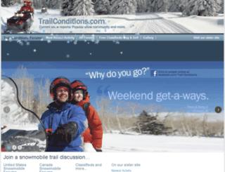 trailconditions.com screenshot