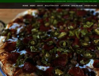 trailriderpizza.com screenshot