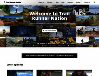 trailrunnernation.com screenshot