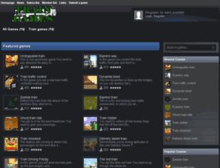 train-games.net screenshot